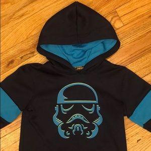Other - Star Wars Stormtrooper Sweatshirt